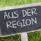 Aus der Region. Qualität vor Regionalität.